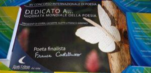 Franca Castelluzzo presenta il suo Libro a Frosinone
